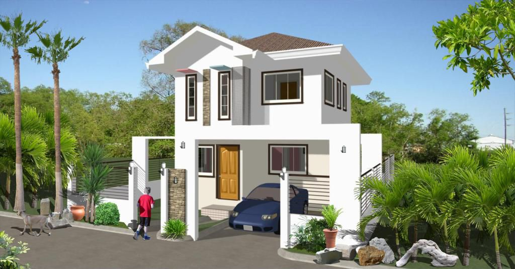 House design in the philippines iloilo philippines house for Philippine houses design pictures