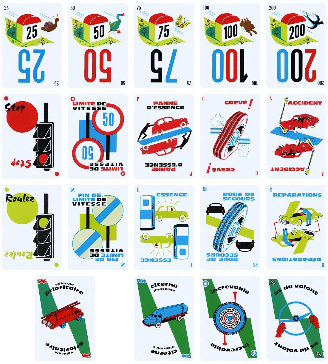 cards fr 1960 lg inspiration graphique inspiring graphic design pinterest souvenirs. Black Bedroom Furniture Sets. Home Design Ideas