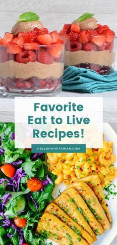 The Hello Nutritarian Recipe Index has 60+ Eat to Live recipes that are perfect when you're following Dr Fuhrman's aggressive weight loss plan! xo, Kristen #hellonutritarian #nutritarian #eattolive #veganketo #WFPB #10BestFoodsForWeightLoss