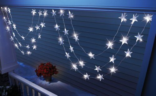 Led Star Garland Holiday String Lights Collections Etc http://www.amazon.com/dp/B00HQWO650/ref=cm_sw_r_pi_dp_gbGdub1CJK53Y