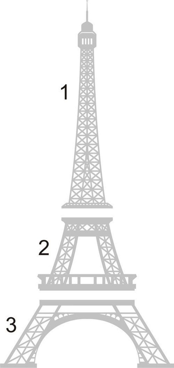 42 So Beautiful Eiffel Tower Drawing and Sketches to Try #eiffeltower