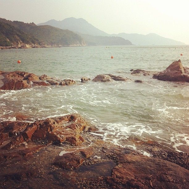 Amazing Hong Kong: Pretty Amazing Beach In Hong Kong