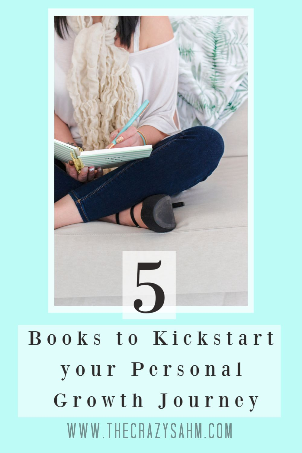 5 Books for Every Mom to Read for Personal Growth ⋆ TheCrazySAHM