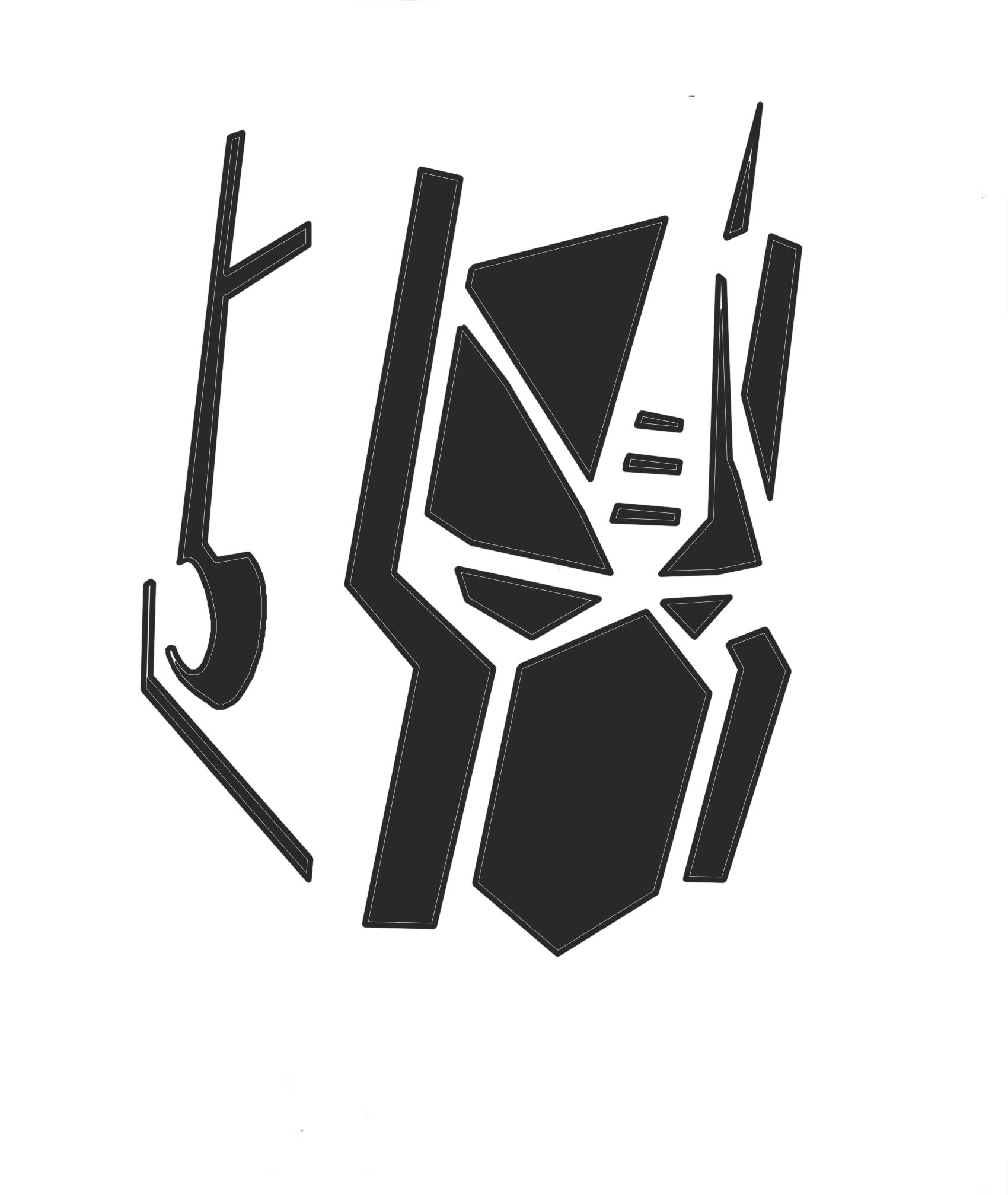 2D Artwork: Optimus Prime Pumpkin Stencil! - TFW2005 - The 2005 ...