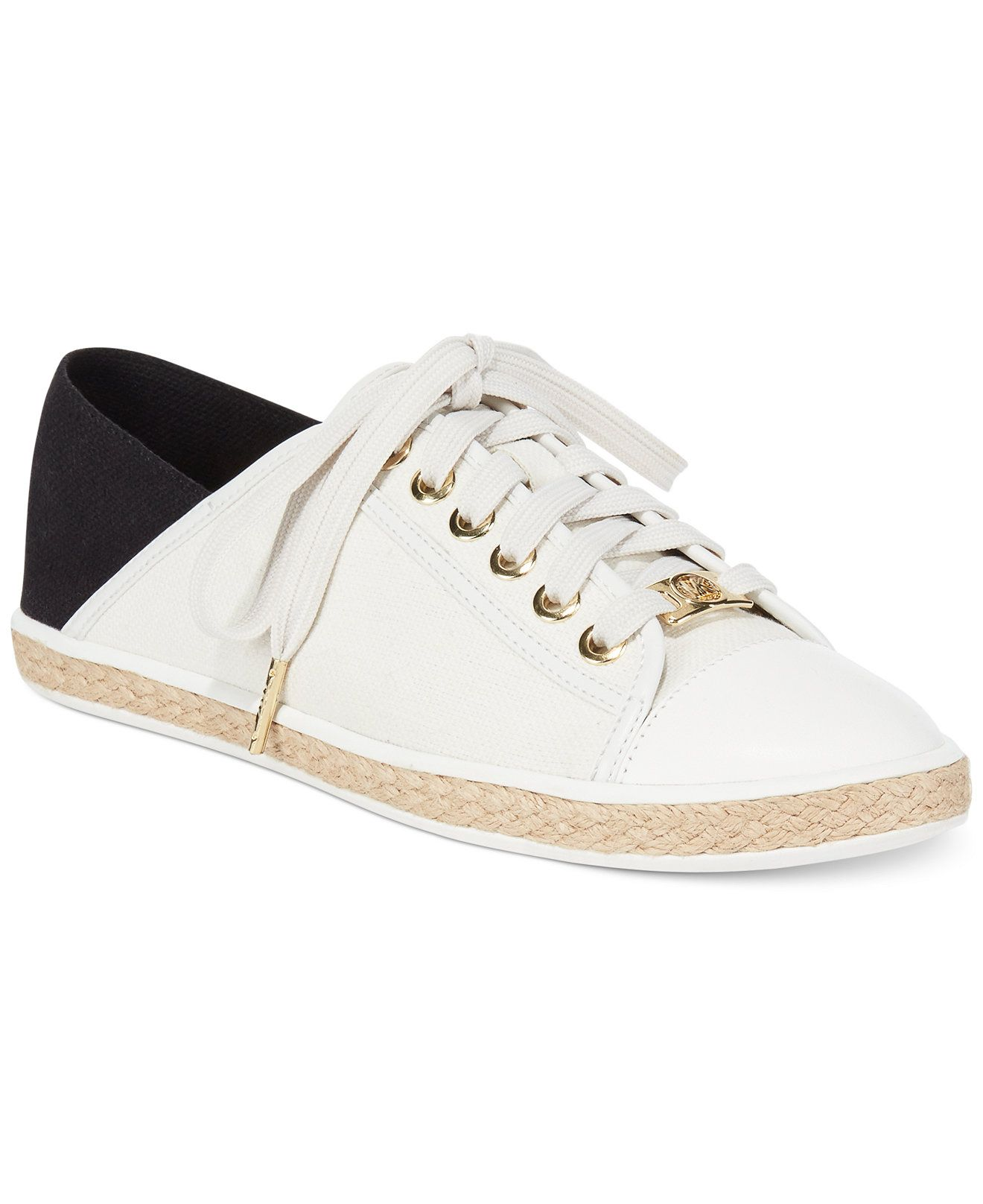 9a895ab83c8b9b MICHAEL Michael Kors Kristy Slide Sneakers - Shoes - Macy s ...