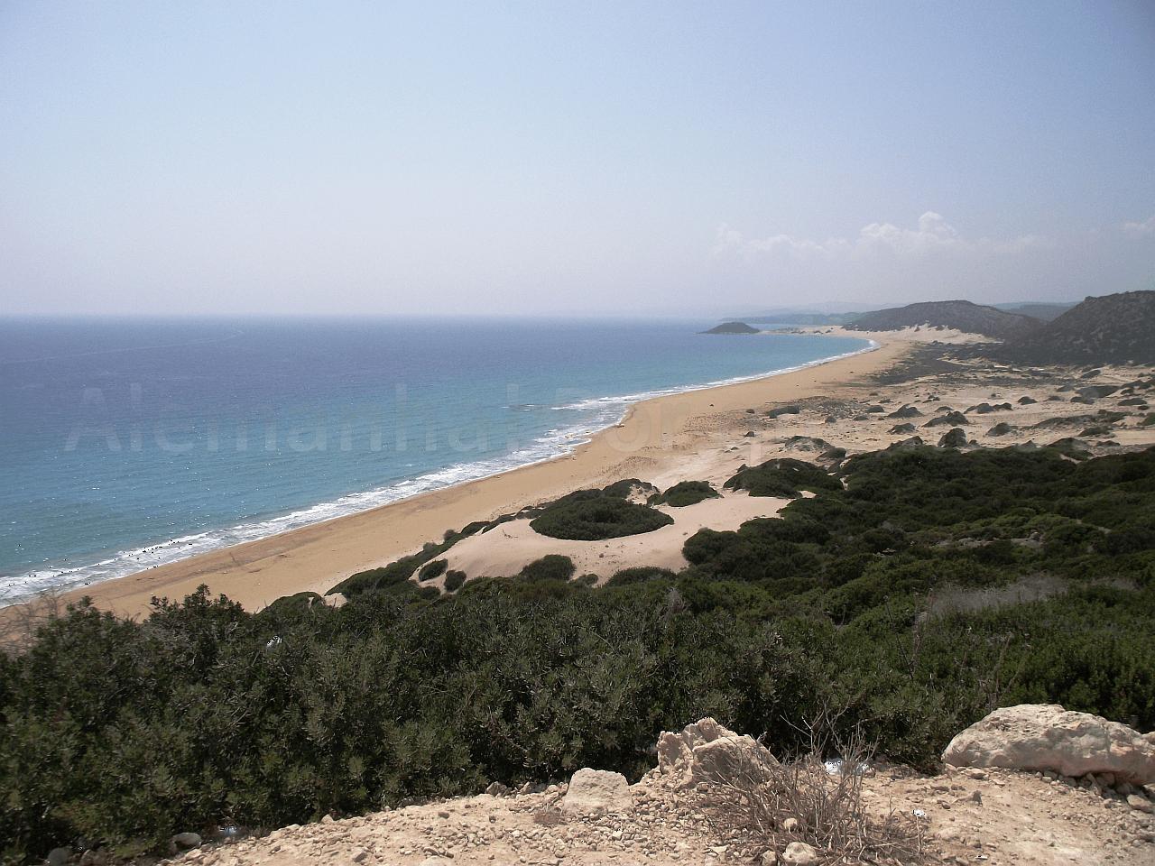 Chipre: A península de Karpaz!