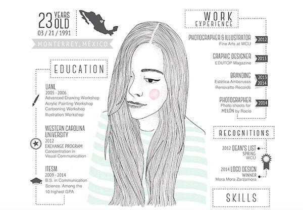 freelance graphic design resume