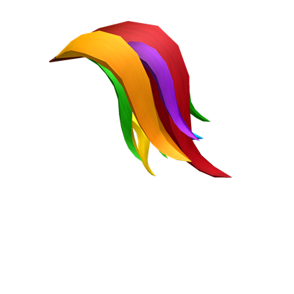 Unicorn Tail Roblox Rosto