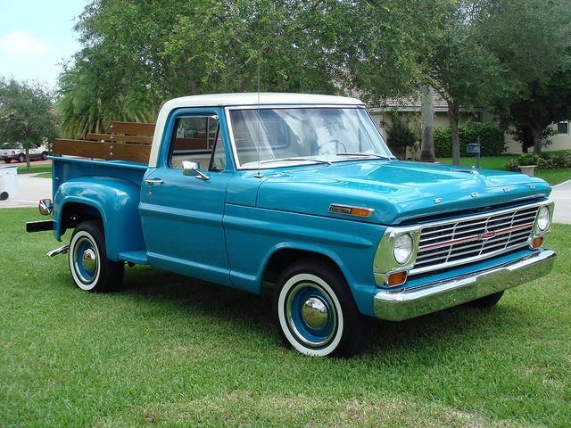 1969 Ford Truck Colors 1969 Ford F 100 Pick Up Truck A Photo