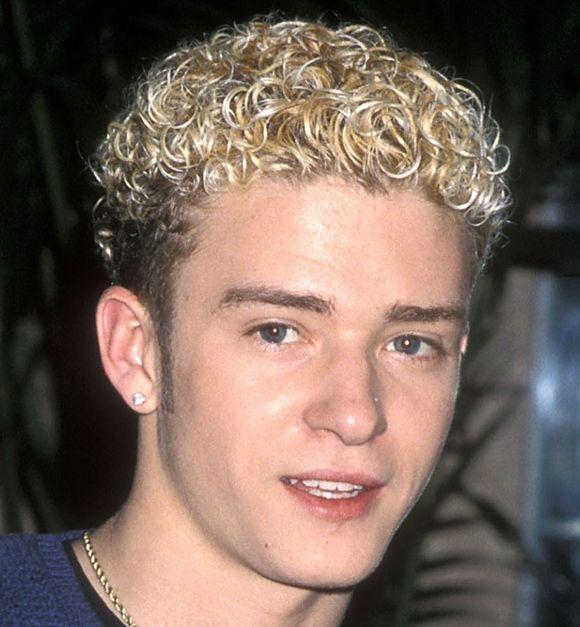 justin timberlake hair nsync   1990s Fashion History in ...