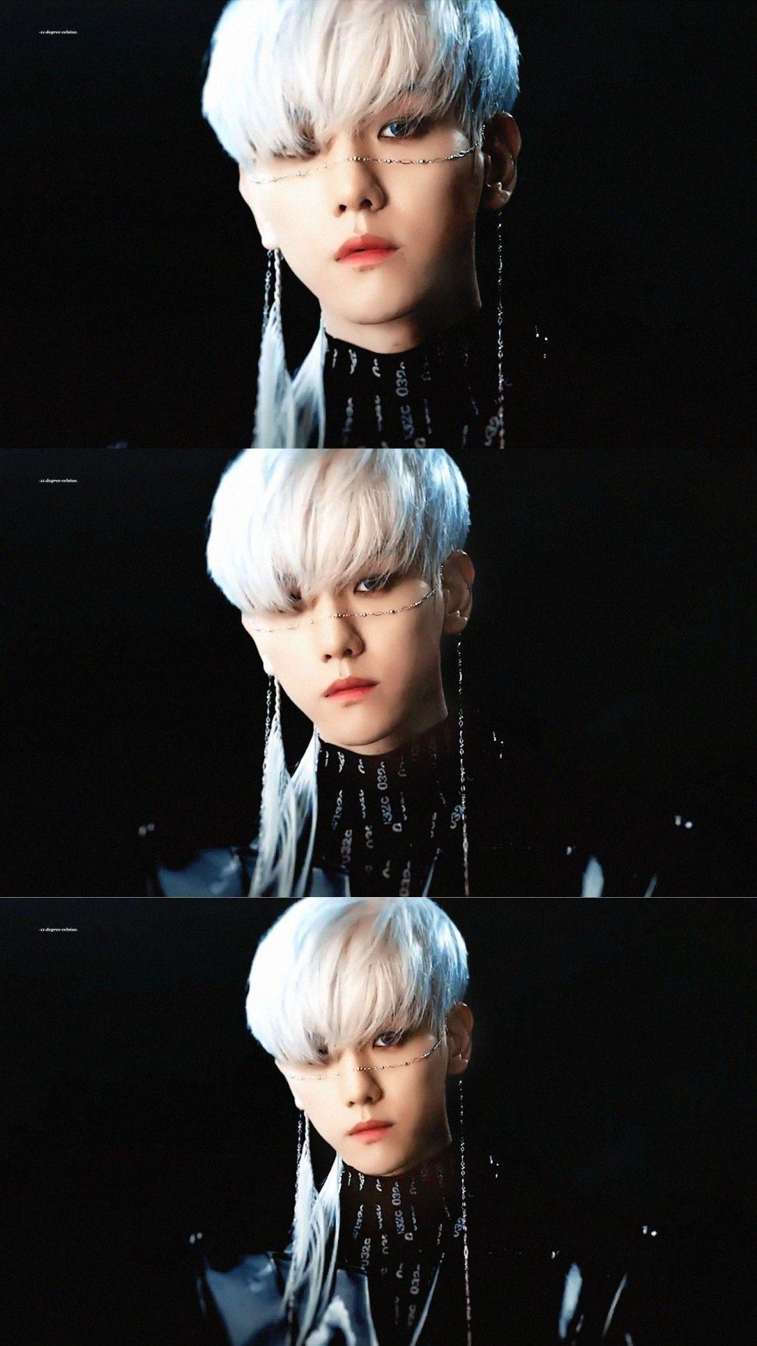 Baekhyun 6th Album Obsession Photoshoot Exo Gambar Objek Gambar