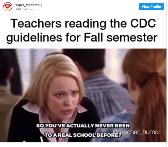 Back To School Humor For Teachers Social Distancing Edition Teacher Memes Teacher Memes Funny Teaching Humor