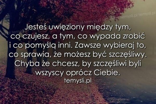 Sentencje With Images Sentencje Mysli Teksty