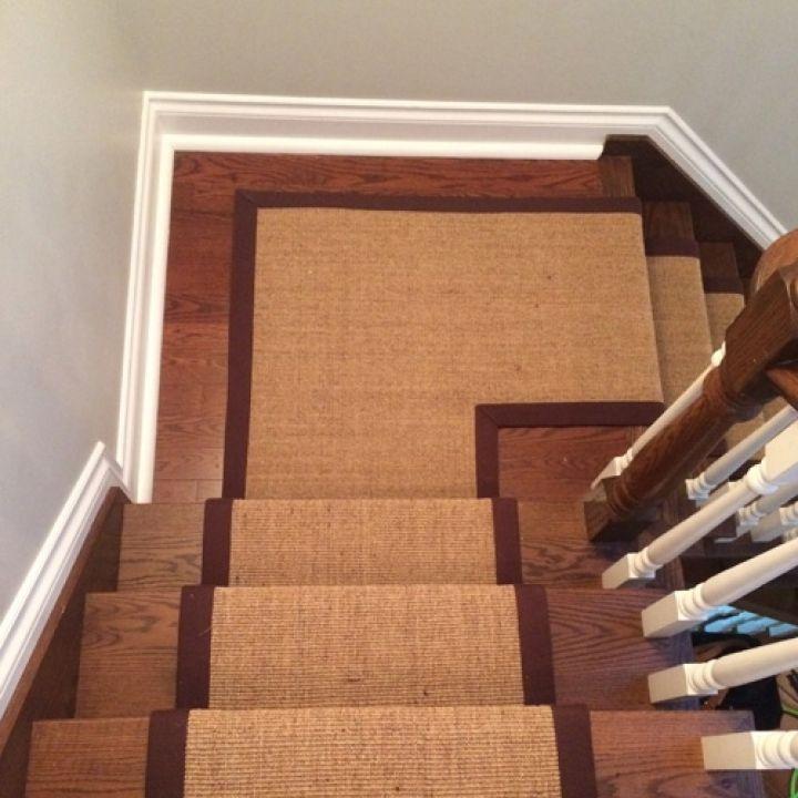 21 Stylish Stair Carpet Ideas to Enhance