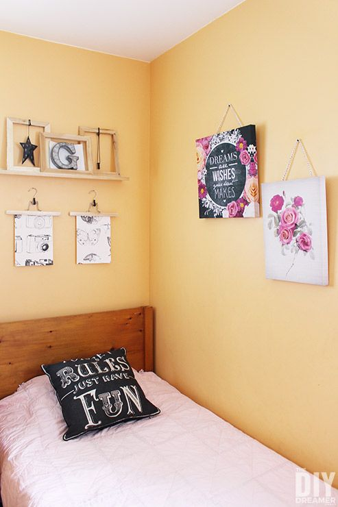 How to Make Cheap Wood Frames the Quick and Easy DIY Way | Gallery ...