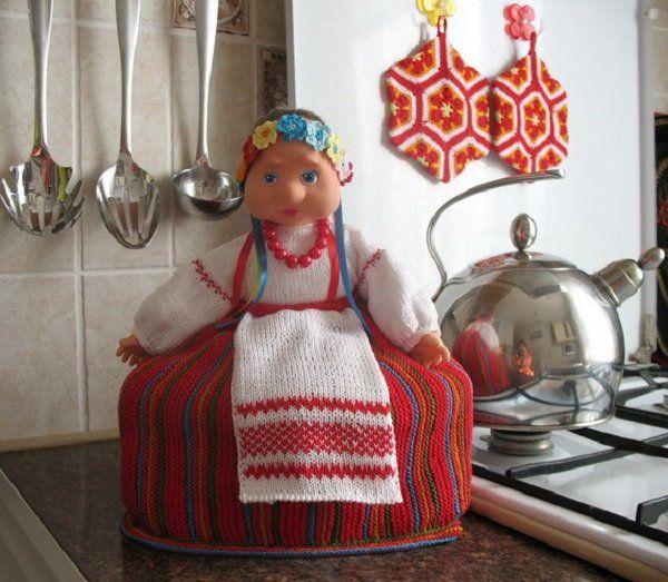 Как сшить куклу на чайник своими руками фото 822