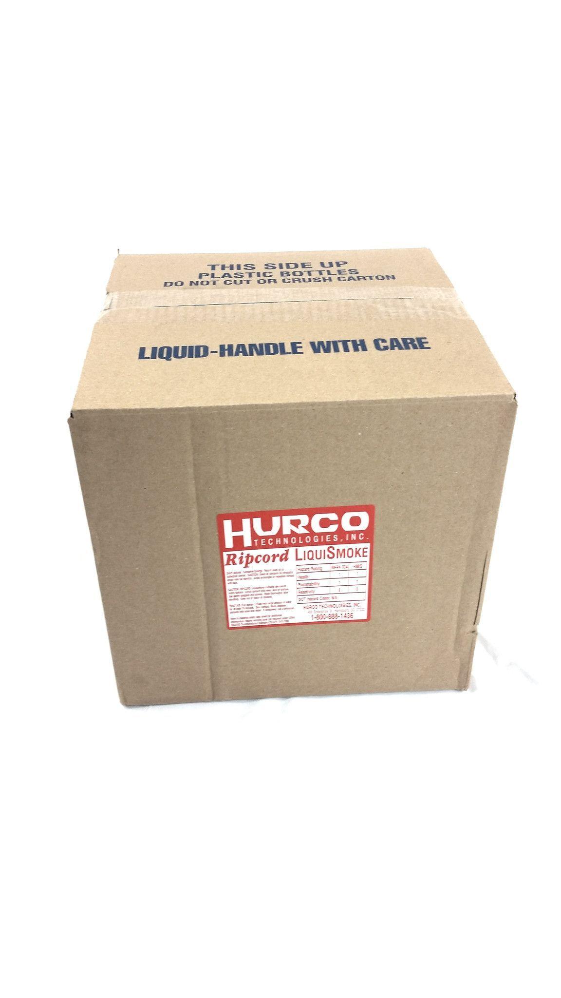 LiquiSmoke 1 Gallon Jugs Case of 4 Gallon, Hurco