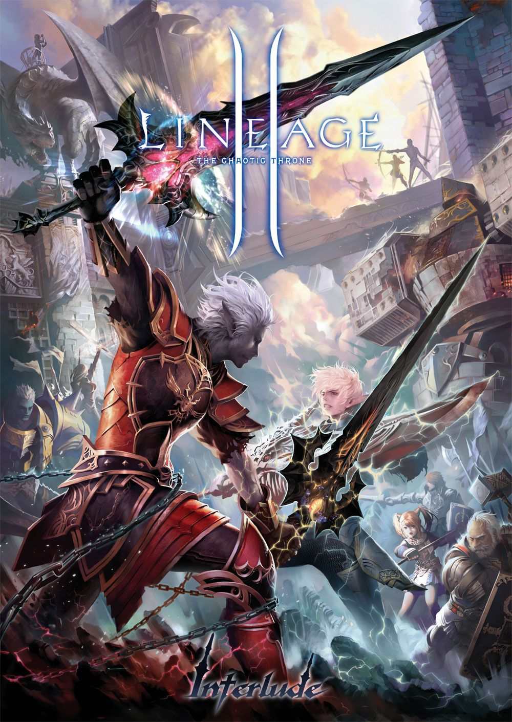 Lineage2 Spin