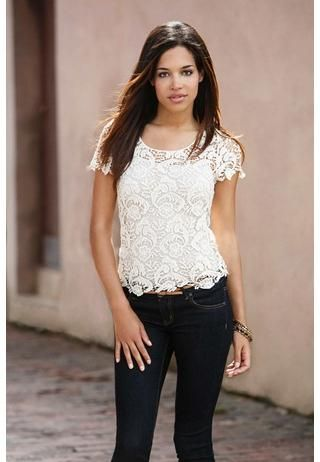 CROCHET TOP, bought it!