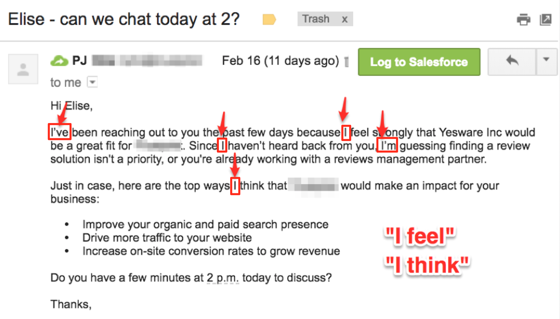 Sales Pitch Email from i.pinimg.com