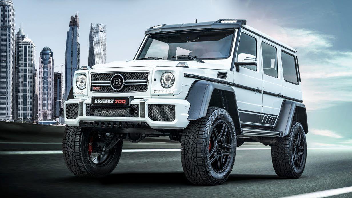 Brabus G 700 Mercedes Benz G 63 Amg Instagram