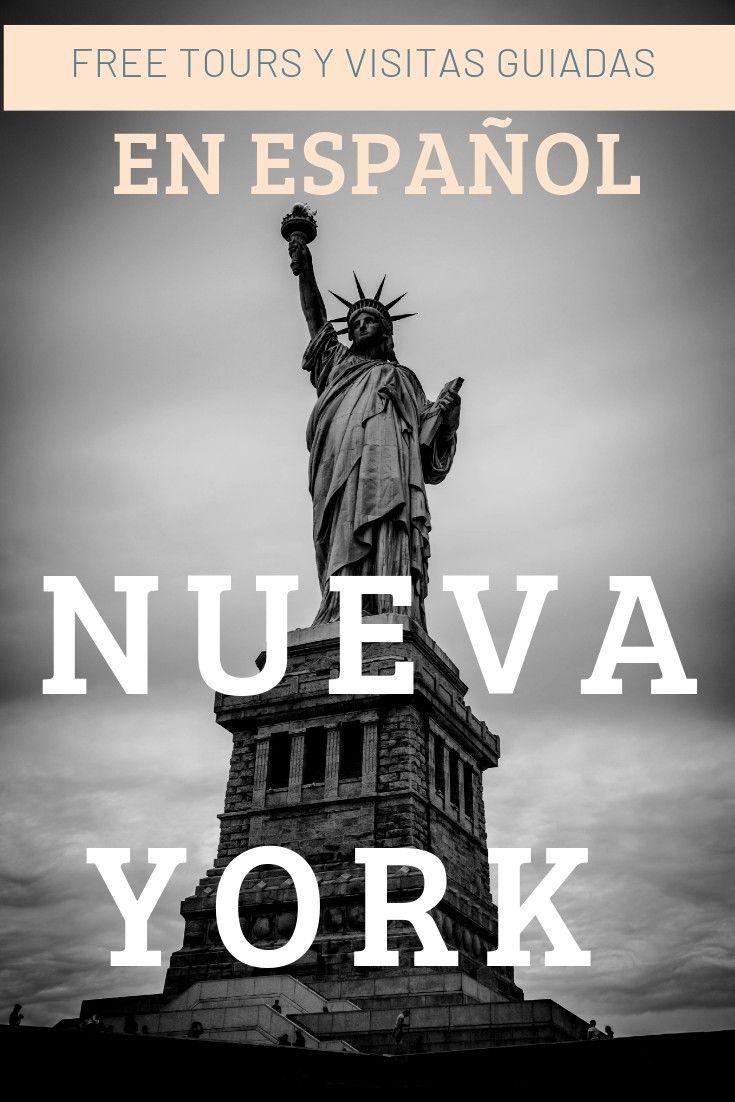 Donde Reservar Visitas Guiadas En Espanol Y Entradas A Monumentos Sin Colas Para Viajar A Nueva York Por Libre Y Disfr Nueva York Viajes Viajes Fotos