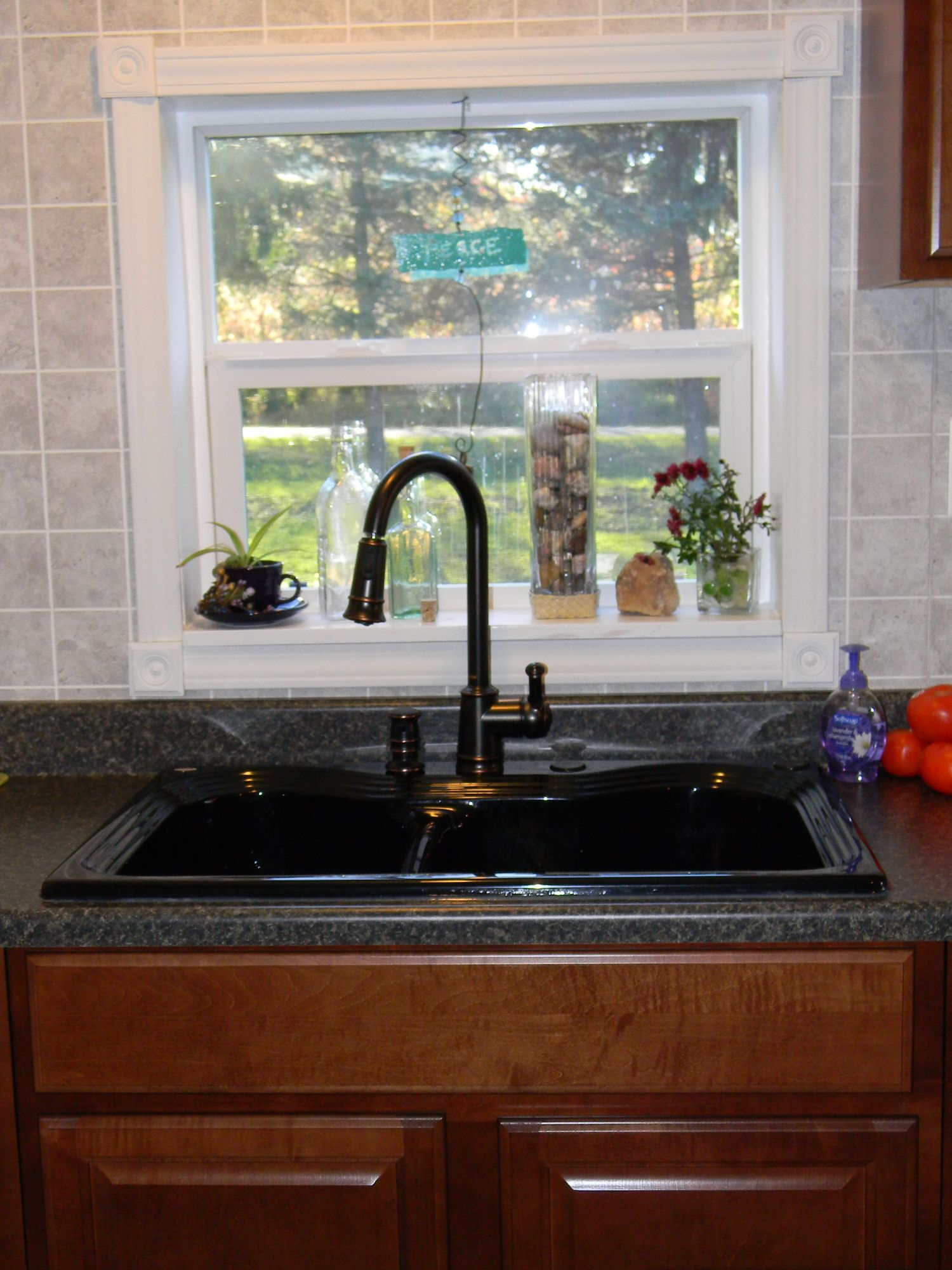 Mobile Home Kitchen Sink Bar Height Table Manufactured Housing Remodels Remodel
