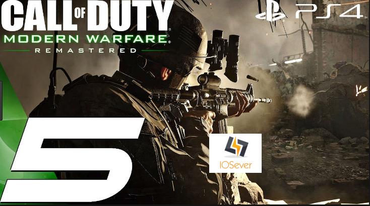 Call Of Duty Modern Warfare 5 Free Download