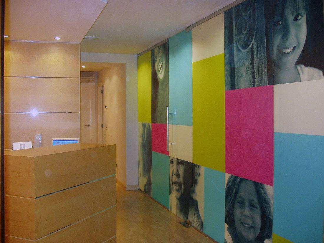 mas millet. arquitectura | interiorismo | diseño gráfico® - Clínica ...
