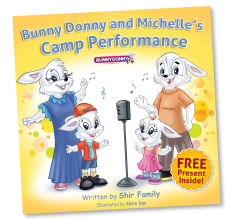 They gave a fun show performance of their talents and creativity in front everyone in the summer camp. How they did it? Read on, and learn a valuable lesson from Donny and Michelle!