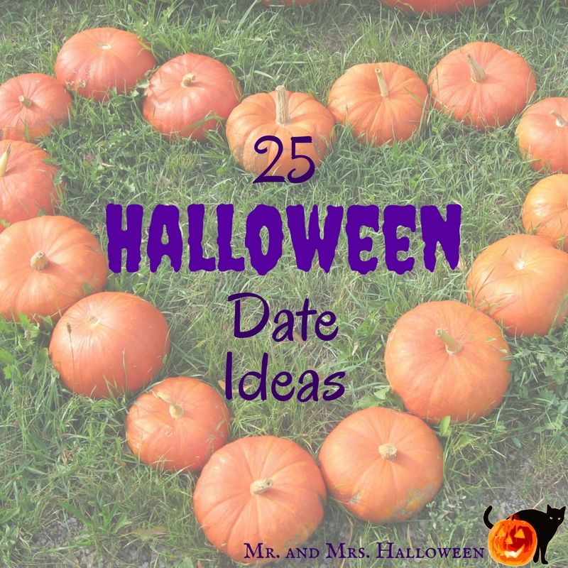 A list of 25 spooky and romantic Halloween date night ideas to - romantic halloween ideas