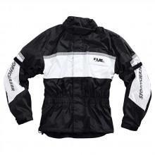 Photo of Flm Sports Membrane Rain Jacket 1 0 Noir, Motardinn