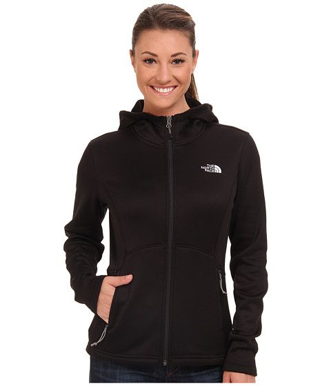 The North Face Agave Hoodie TNF Black - 6pm.com
