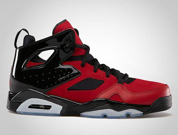 Jordan Flight Club '91 - Gym Red