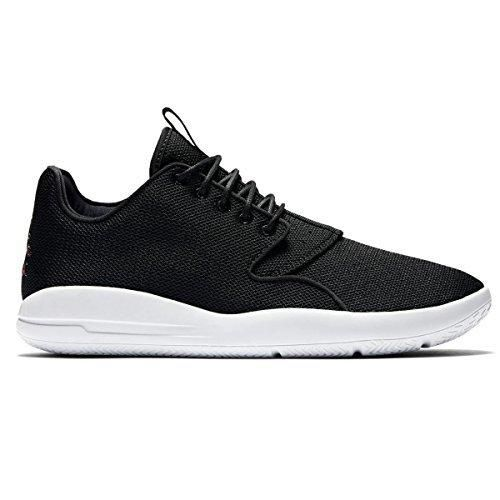 Nike Jordan Men's Jordan Eclipse Black/Gym Red/Pure Platinum Running Shoe  11.5 Men US