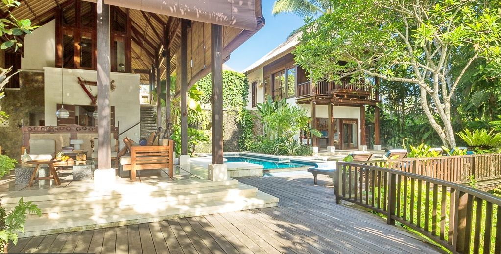 Villa Vajra 4 Bedrooms Ubud Ubud Villas Vajra Bali