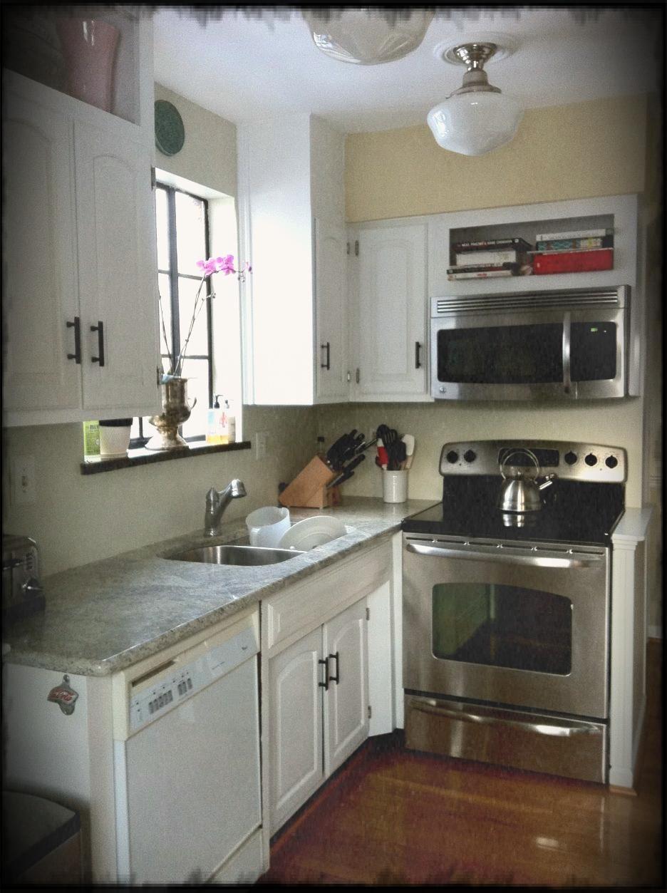 Einfache Küche Design Für Sehr Kleines Haus - Einfache Küche Design ...