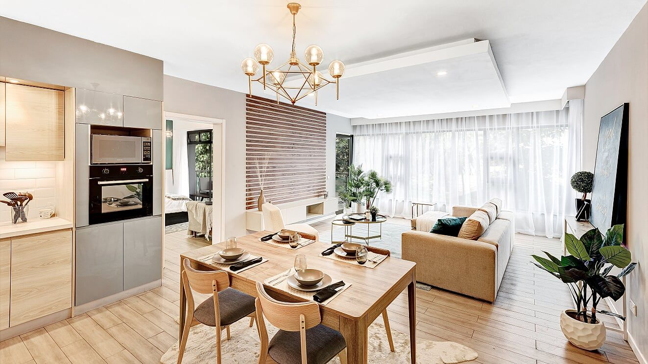 Dining And Living Rooms By Obsidian Urban Design For Avana In Kilimani Nairobi Dining Kilimani Living Room