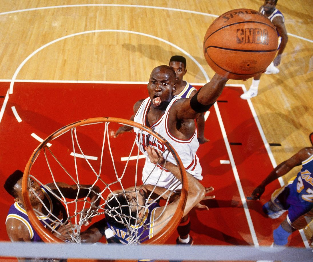 100 Best Michael Jordan Photos