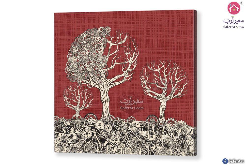 لوحات أشجار وتروس سفير ارت للديكور In 2021 Art Tree Wall Art Wall Art