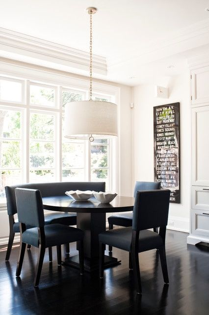 17 best images about dining on pinterest eat in kitchen chairs and dining rooms - Eat In Kitchen Table