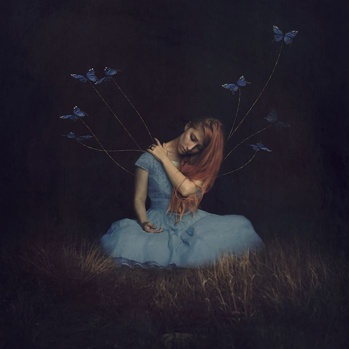 To Serve by Brooke Shaden