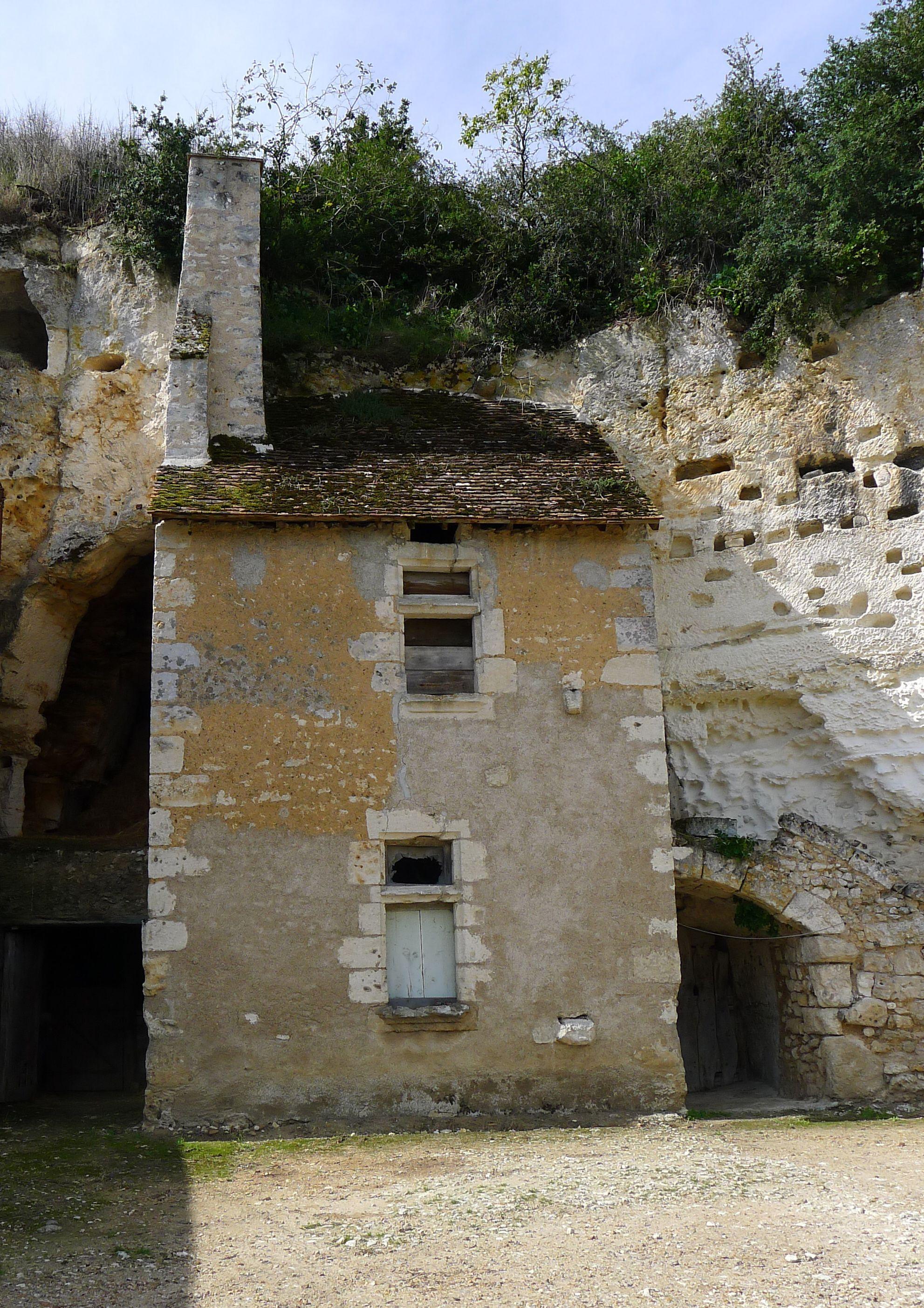 Abris lotois France Vernacular house Europe