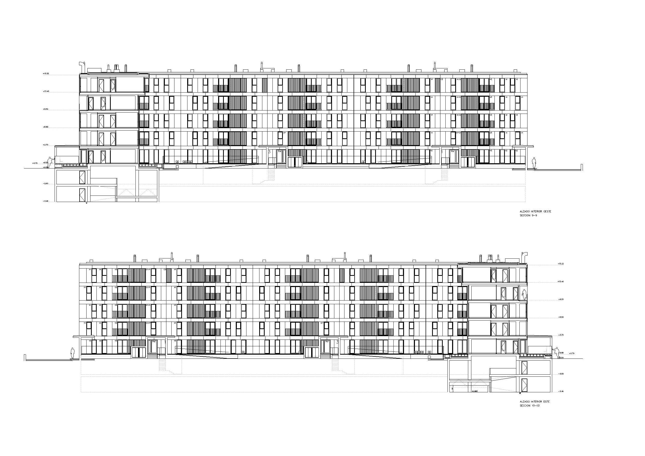 110 VPO Leganés - Alberich-Rodriguez Arquitectos