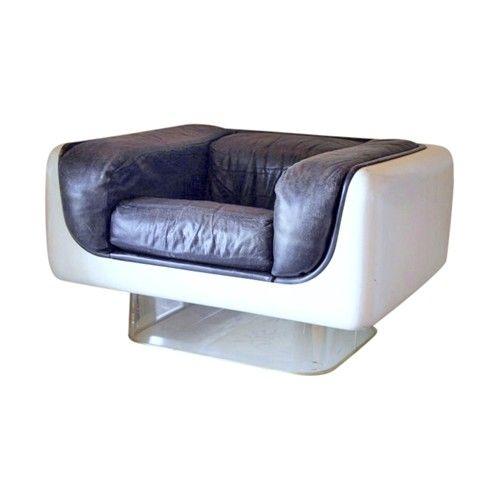 Steelcase Sofa Platner Homeline Microfiber Bed With Storage Steel Case Warren Chair Fibreglass Club