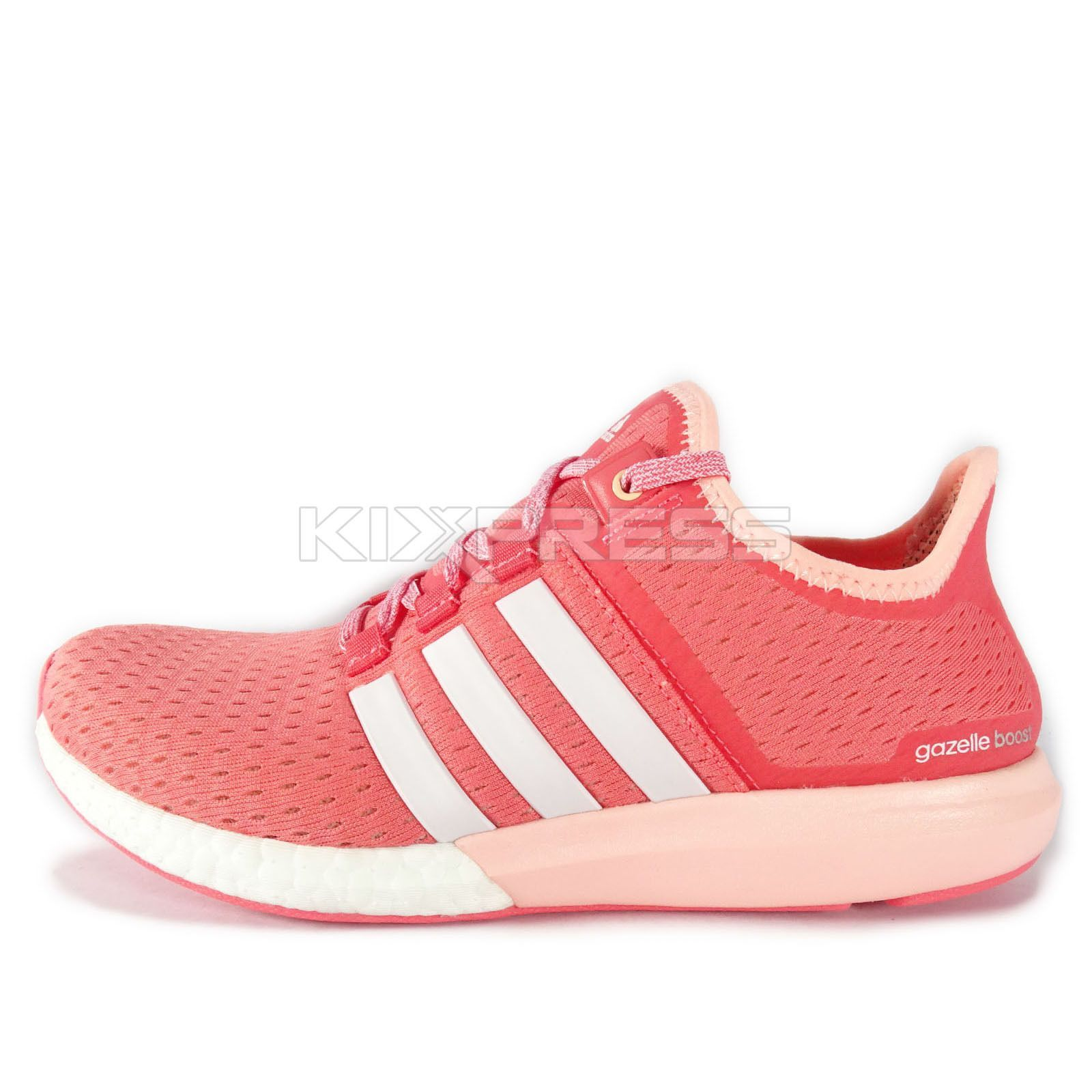 Adidas Cc Gazelle Boost W  S77245  Running Coral Pink  8e5717af13