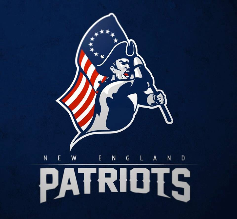 Football Time New England Patriots Logo New England Patriots New England Patriots Flag