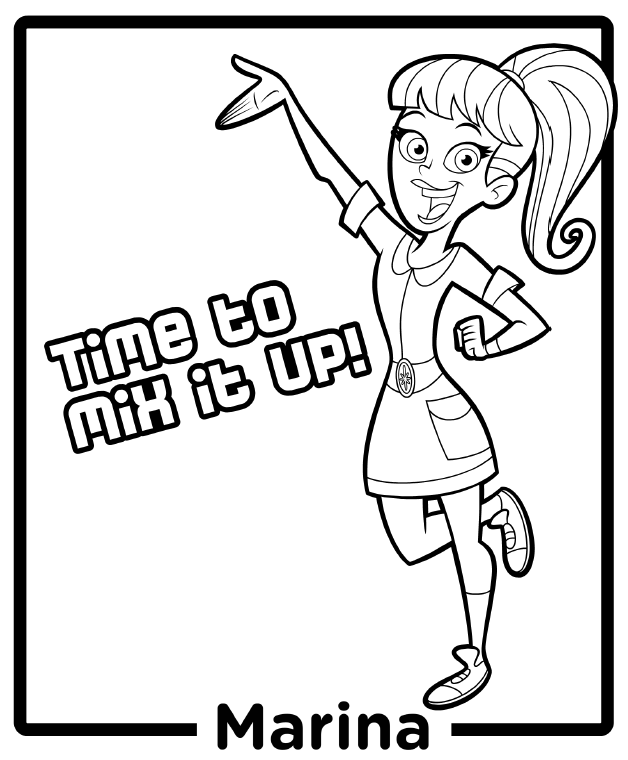 fresh coloring pages - photo#27
