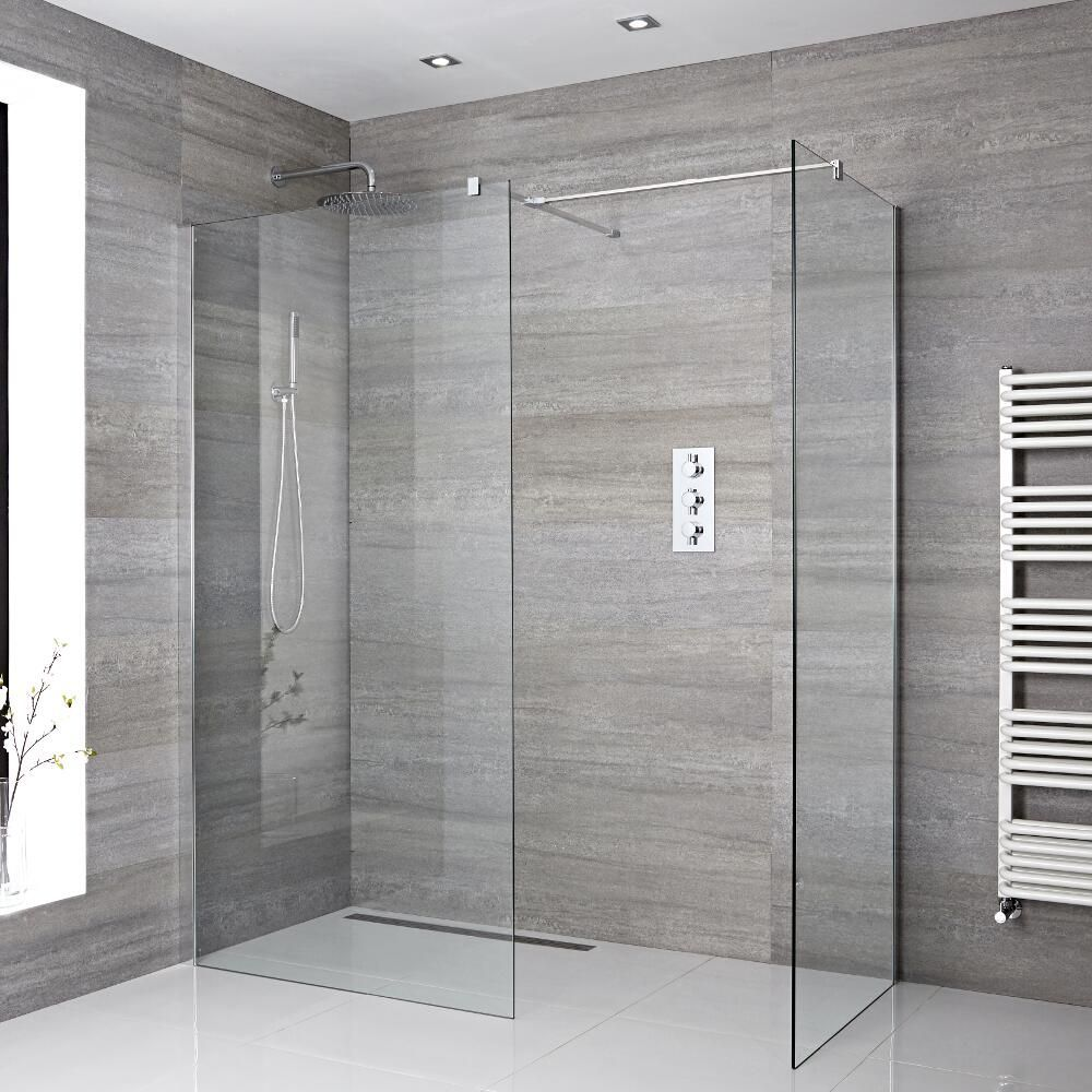 Badkamer Wanden Zonder Tegels