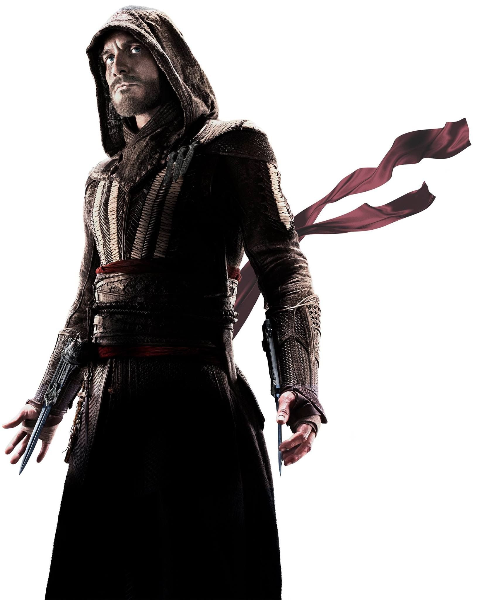 Assassin's Creed Movie(Assassin's Creed:Inquisition) Aguilar